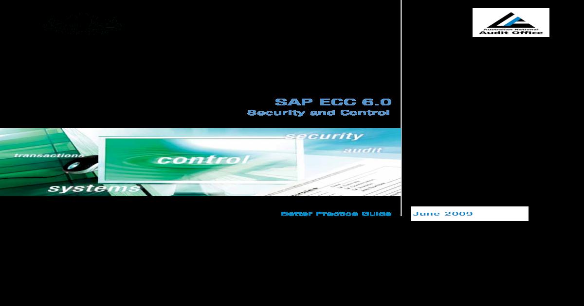 SAP_ECC_BPG_20090626 - [PDF Document]