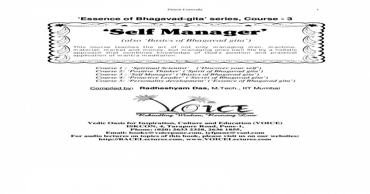 selfManager - [PDF Document]