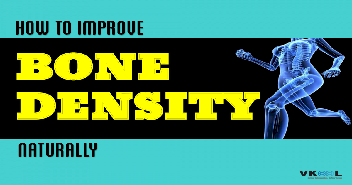 How to Improve Bone Density Naturally with Diet and Exercises My Personal Experience - [PDF