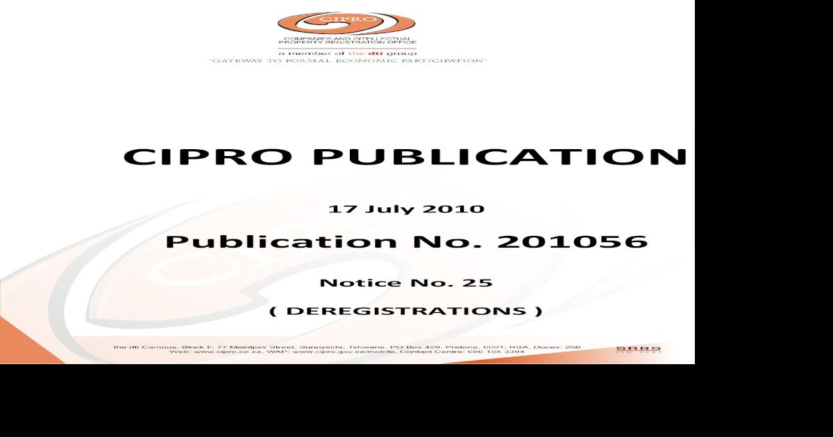 Cipro Publication Pdf Document