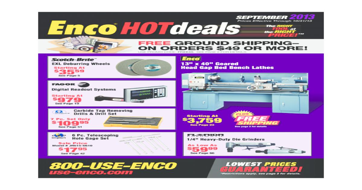Hotdeals September 2013 - [PDF Document]