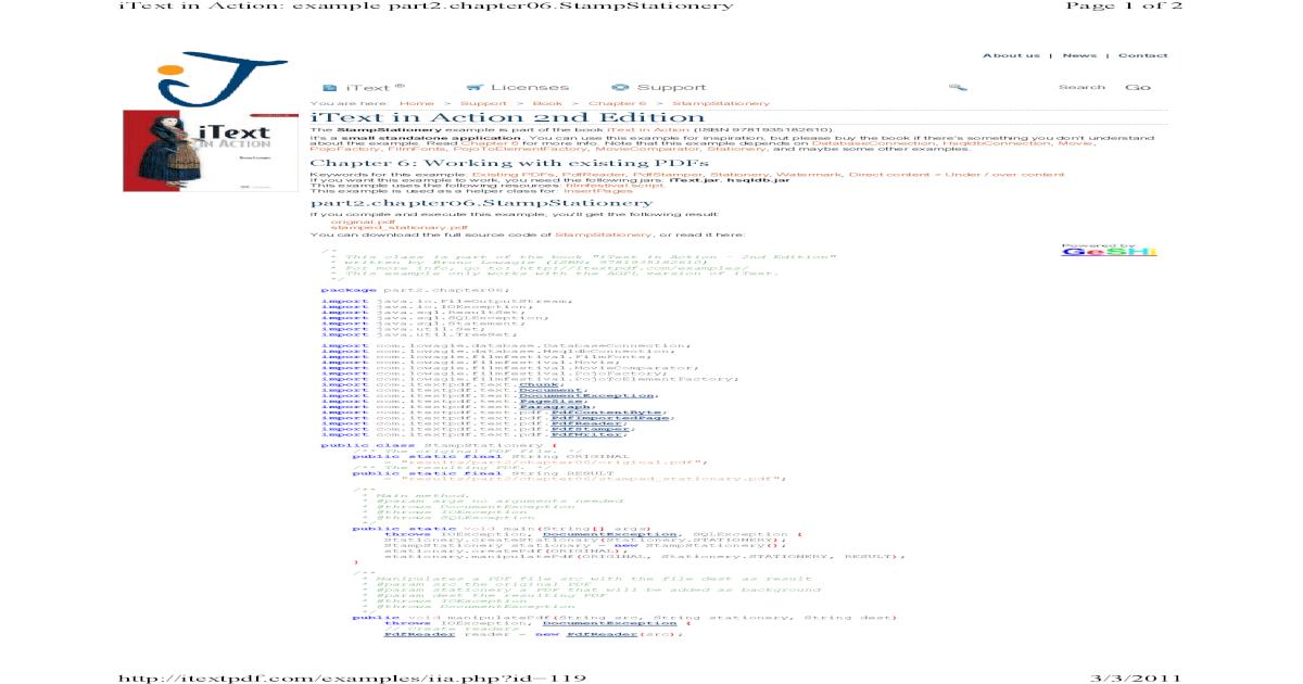 Itextpdf com Examples Iia php Id=119 - [PDF Document]