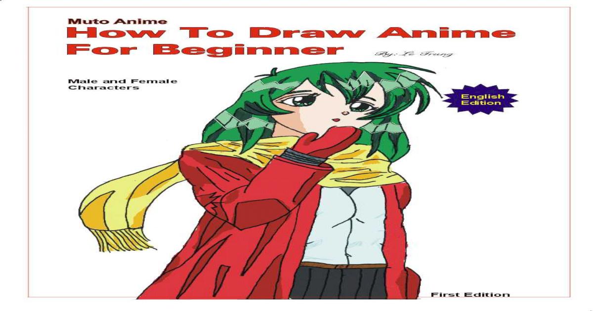 eBooks - Manga - How To Draw Anime For Beginners.pdf ...